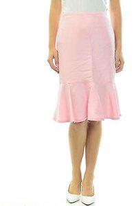 Cynthia Rowley Straight Pencil Skirt Pink