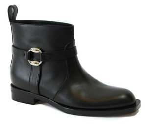 Gucci 370691 Womens Ankle Black Boots