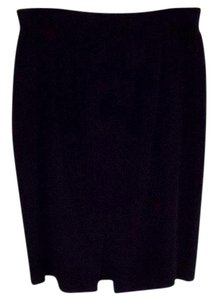 Oleg Cassini Skirt black