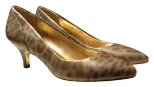 Ted Baker Office Leopard Print Pumps