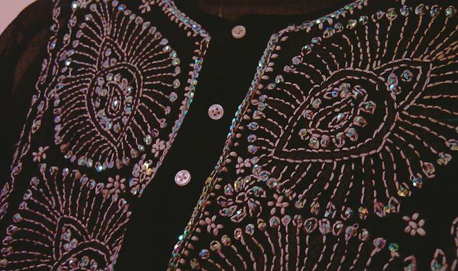 Other Embroidered Shirts India Coverup Sweater Image 3