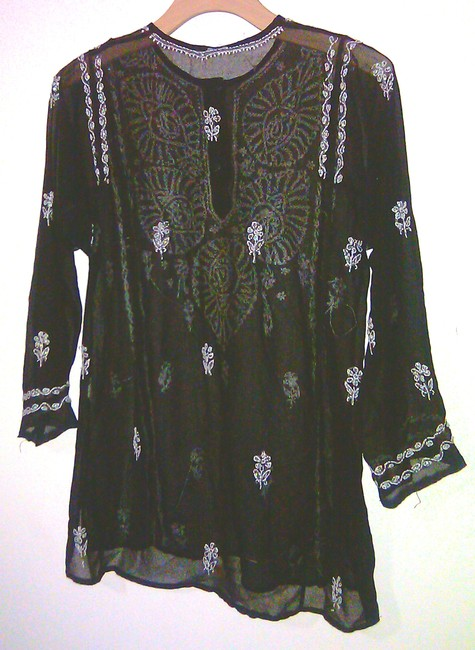 Other Embroidered Shirts India Coverup Sweater Image 6
