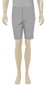 Club Monaco Cut Off Shorts Gray