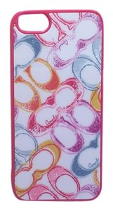 Coach Coach Scribble IPhone 5/5s Case