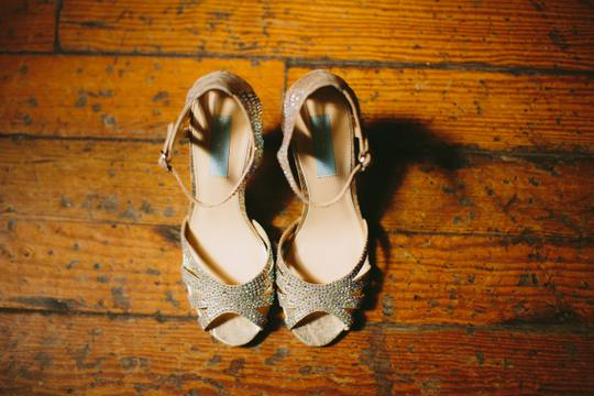 BHLDN Champagne Pumps Size US 7 Image 2