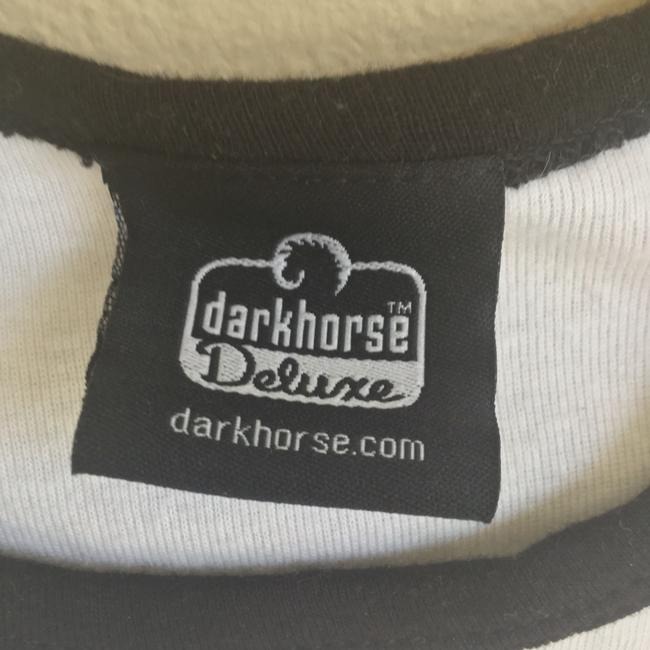 Darkhorse Comics Anime Logo Black Cat T Shirt White Image 6