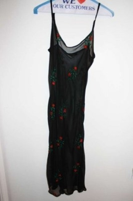 Betsey Johnson Slip Two Piece Vintage Dress