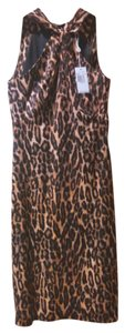 Michael Kors short dress Animal Print on Tradesy