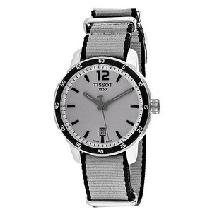 Tissot Tissot T0954101703700 Mens Watch Silver -