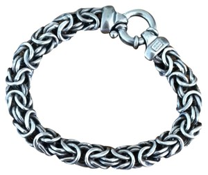 Blue Nile Byzantine Bracelet In Sterling Silver