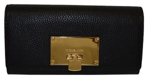 Michael Kors Michael Kors Channing Carryall Leather Wallet
