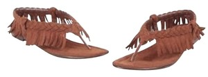 1031 SHOES BROWN Sandals