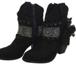 Other Black silver Boots