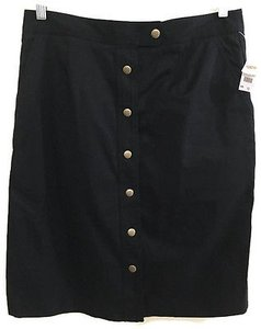 Talbots Skirt Black