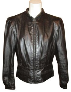 Foxmoor Leather Vintage black Leather Jacket