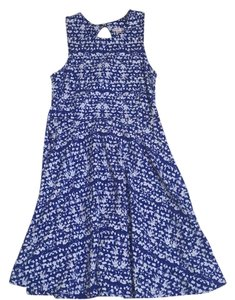 Xhilaration short dress Royal Blue, Blue on Tradesy