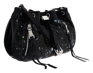 Aimee Kestenberg Purse Satchel in Galaxy Digital