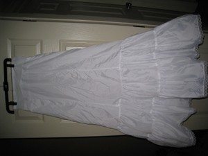 Bridal Gown Slip Size 10
