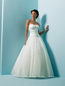 Alfred Angelo 1123nt Wedding Dress