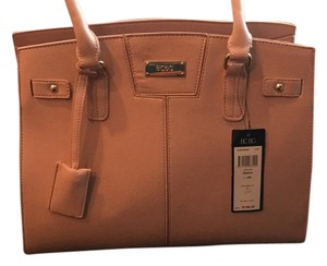 BCBG Paris Satchel in Peach