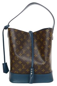 Louis Vuitton Bucket Monogram Limited Edition Canvas Tote