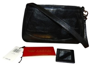 Bosca Leather Day Evening Small Shoulder Bag