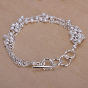 Silver Bogo Free Plated Free Shipping Bracelet