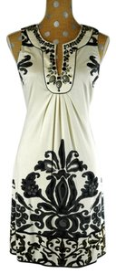 Hale Bob short dress Ivory on Tradesy