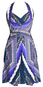 Peter Pilotto Halter Dress