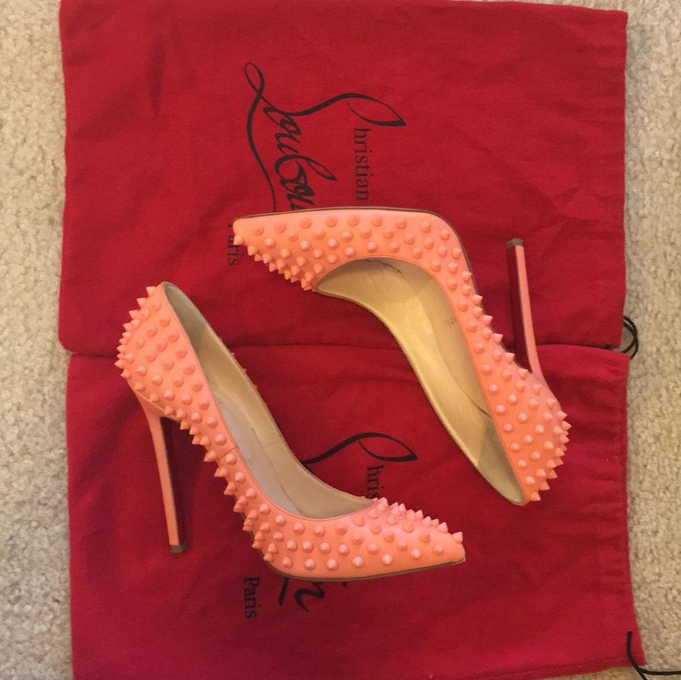 Louboutin Coral 120 Pumps Pigalle Christian R0qa1ndw0