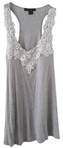 Forever 21 Top Gray