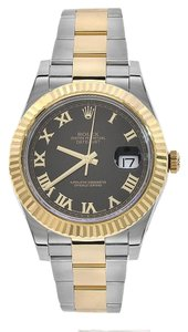 Rolex Rolex 116333 Datejust II Two Tone Watch