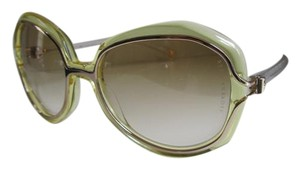 Reed Krakoff Reed Krakoff sunglasses, yellow gold transparent