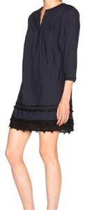 Derek Lam short dress Midnight on Tradesy