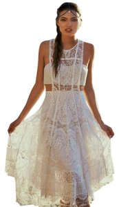 Free People Limited Edition Bohemian Lace Dress