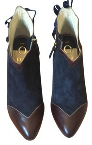Ojour Navy Boots