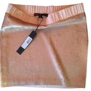 Elizabeth & James Mini Skirt Light pink