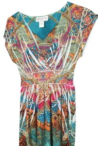 Panhandle Slim short dress Multi on Tradesy