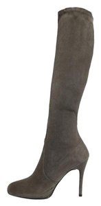 Stuart Weitzman Knee High Gray Boots