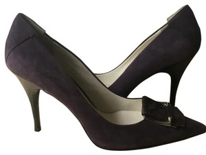 Calvin Klein Plum Purple Pumps