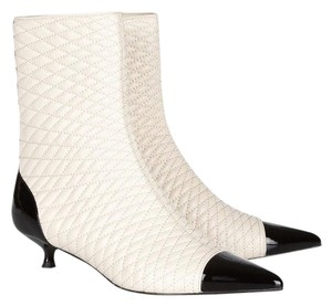Bally Ivory Boots