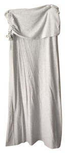 Athleta Maxi Skirt Gray