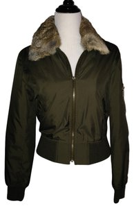 Vince army green Jacket