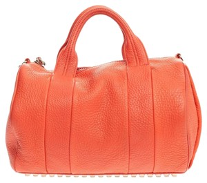 Alexander Wang Satchel in Orange
