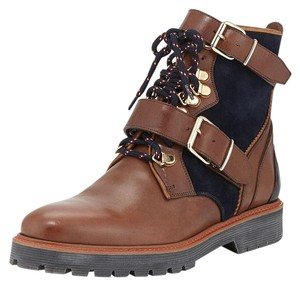 Burberry blue/brown Boots