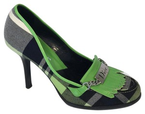 Dior Black / green Pumps