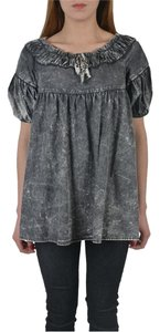 Just Cavalli Top Gray