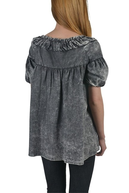 Just Cavalli Top Gray Image 1