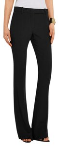 Alexander McQueen Boot Cut Pants black