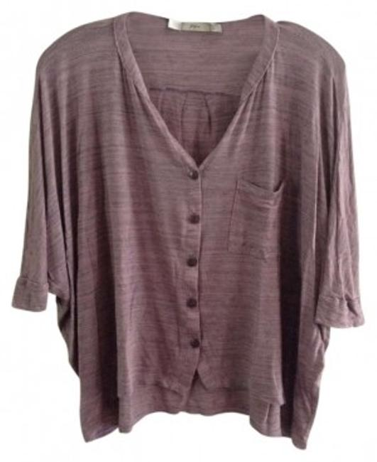 Preload https://item2.tradesy.com/images/gibson-lavender-blouse-size-4-s-182941-0-0.jpg?width=400&height=650